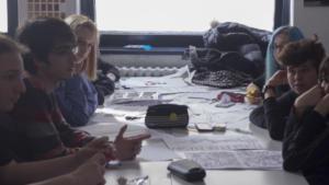 Radno-kreativno ozračje tijekom radionice.