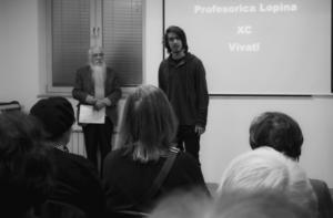 Jakov Kalajžić izvodi Orestov monolog.