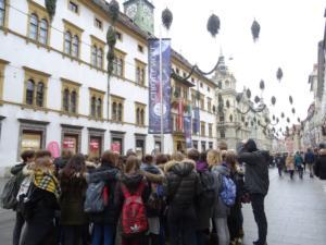 Adventski ugođaj u Grazu.