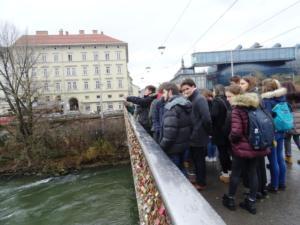 Šetnja uz rijeku Muru.