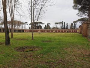 Gladijatorsko vježbalište u Pompejima