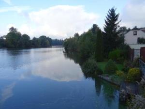 Telč je maleni grad uz rijeku Jihlavu.